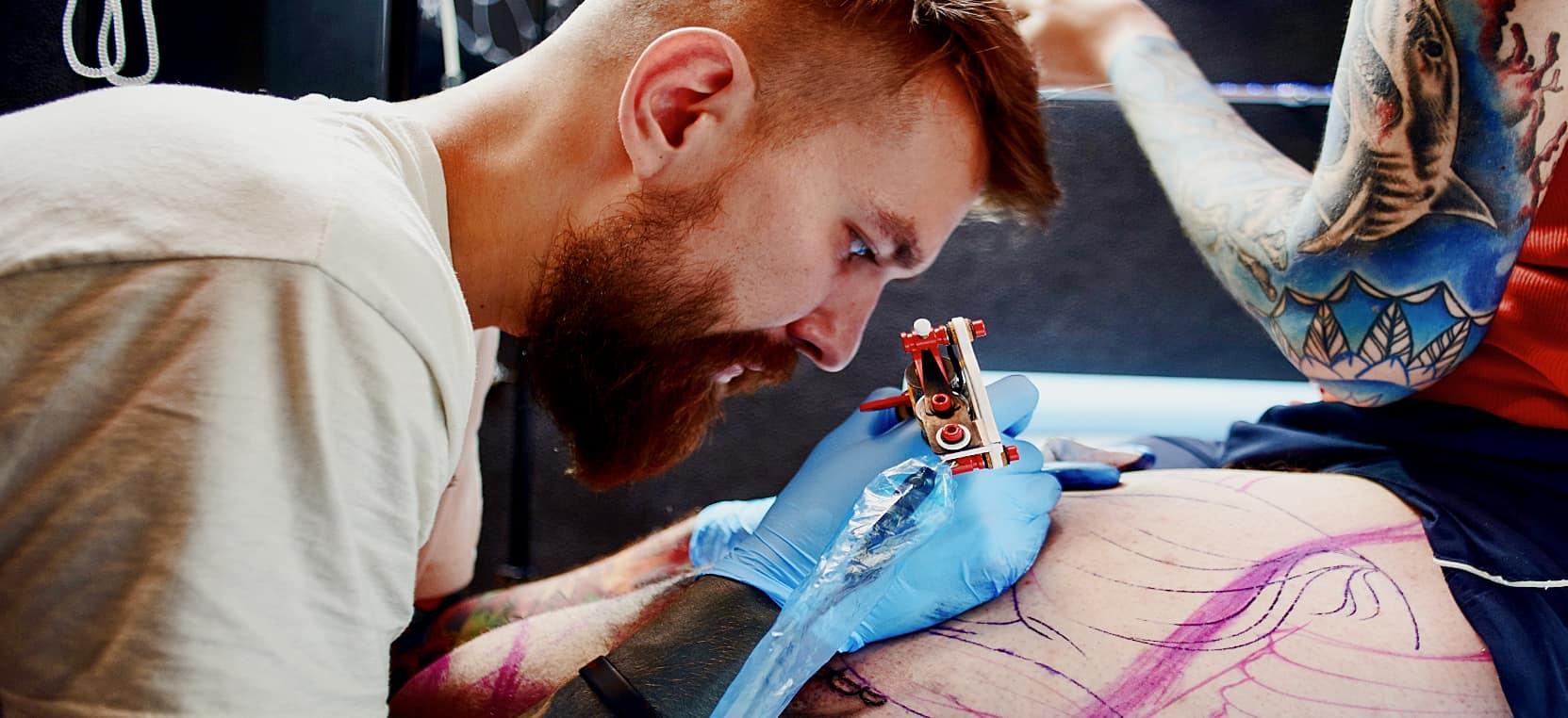 How Do I Become A Self Taught Tattooist