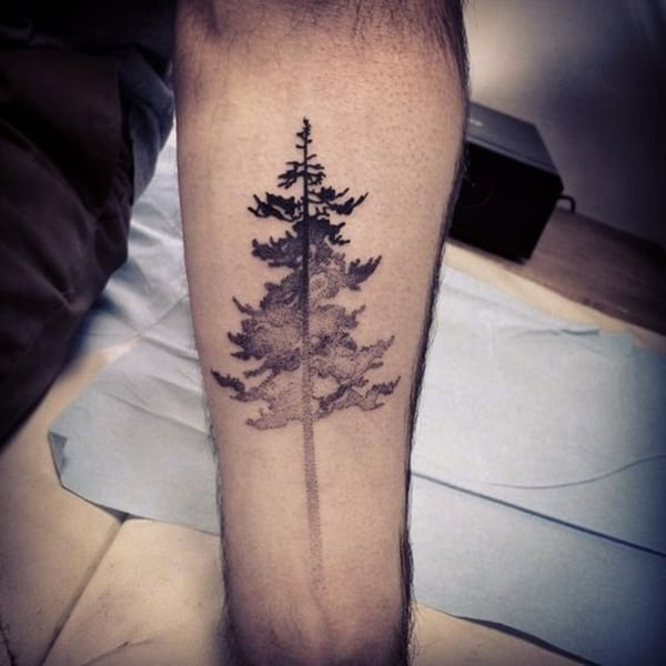 are dotwork tattoos less painful
